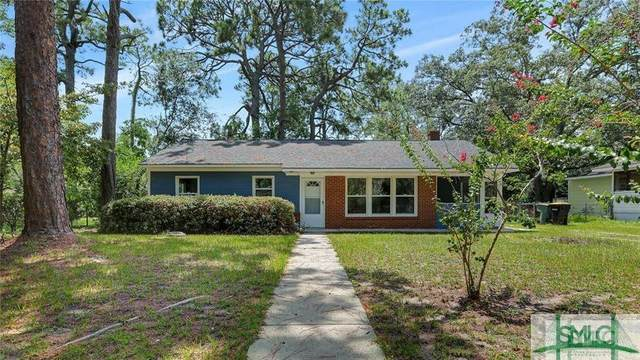 2255 E 62 Street, Savannah, GA 31404 (MLS #236671) :: The Arlow Real Estate Group