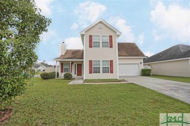 1 Galley Lane, Port Wentworth, GA 31407 (MLS #236675) :: Heather Murphy Real Estate Group