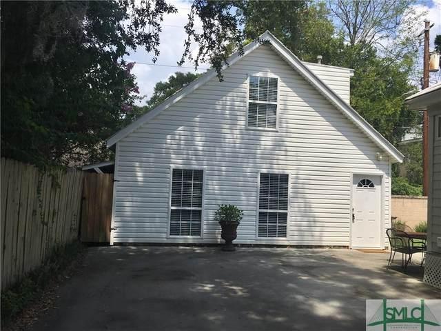 16 E 45 Street Carriage House, Savannah, GA 31405 (MLS #236676) :: Barker Team | RE/MAX Savannah