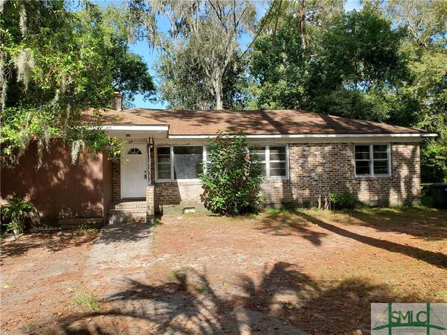 26 Alpine Drive, Savannah, GA 31405 (MLS #236679) :: Barker Team | RE/MAX Savannah