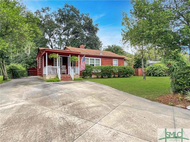 9 Pine Valley Road, Savannah, GA 31404 (MLS #236683) :: Partin Real Estate Team at Luxe Real Estate Services