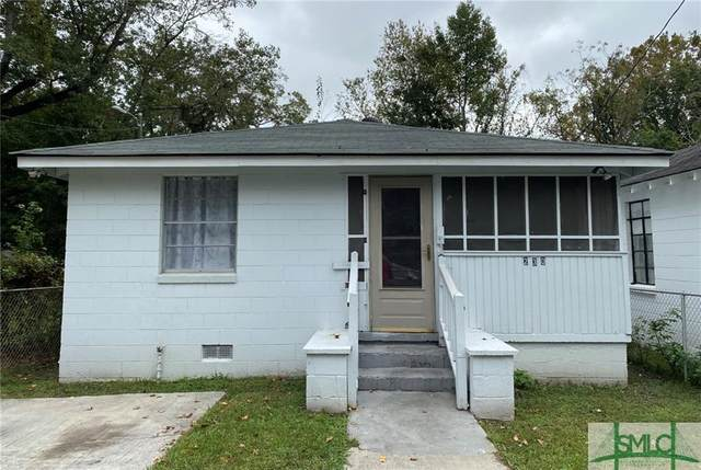 230 Baker Street, Savannah, GA 31415 (MLS #236703) :: The Arlow Real Estate Group