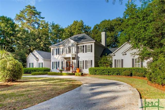 13 Hibernia Road, Savannah, GA 31411 (MLS #236713) :: Heather Murphy Real Estate Group