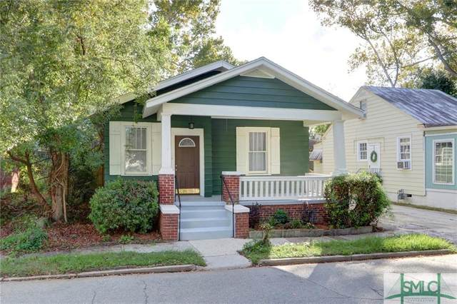 1225 Seiler Avenue, Savannah, GA 31404 (MLS #236720) :: Keller Williams Realty-CAP