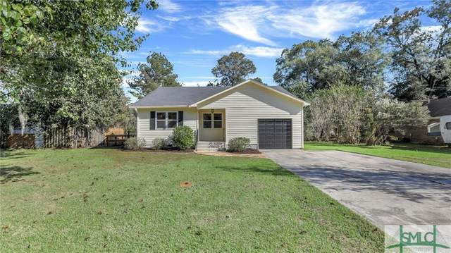 4 Haydens Court, Pooler, GA 31322 (MLS #236721) :: Coastal Homes of Georgia, LLC