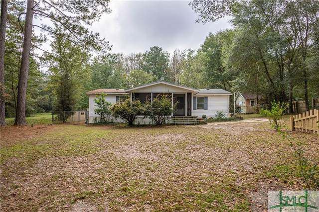 203 Canvasback Drive, Bloomingdale, GA 31302 (MLS #236733) :: Keller Williams Realty-CAP