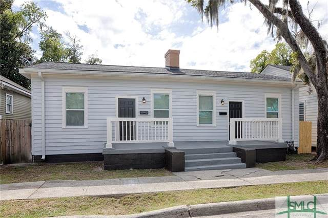 671, 673 W 34th Street, Savannah, GA 31401 (MLS #236737) :: Coastal Homes of Georgia, LLC