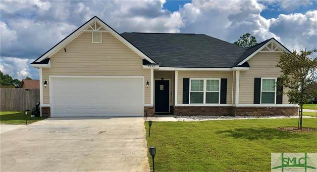 1340 Evergreen Trail, Hinesville, GA 31313 (MLS #236740) :: Bocook Realty