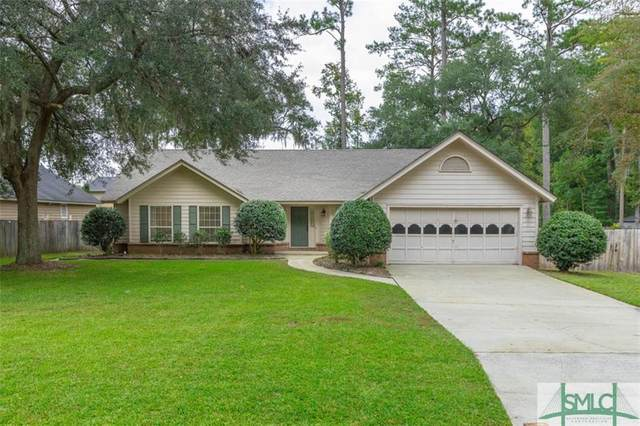 418 Club Drive, Hinesville, GA 31313 (MLS #236745) :: Keller Williams Realty-CAP