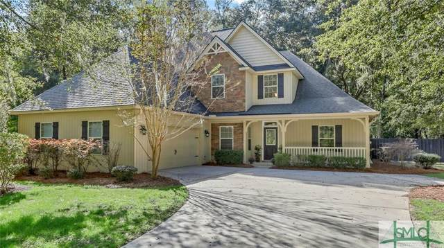 421 Lou Page Lane, Richmond Hill, GA 31324 (MLS #236748) :: Coastal Savannah Homes