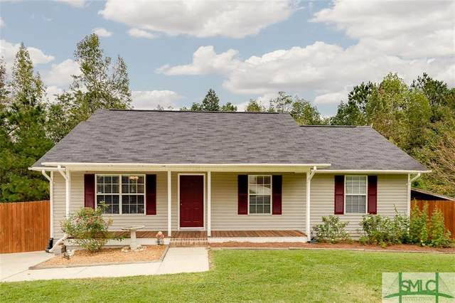 202 Deer Road, Springfield, GA 31329 (MLS #236750) :: Partin Real Estate Team at Luxe Real Estate Services