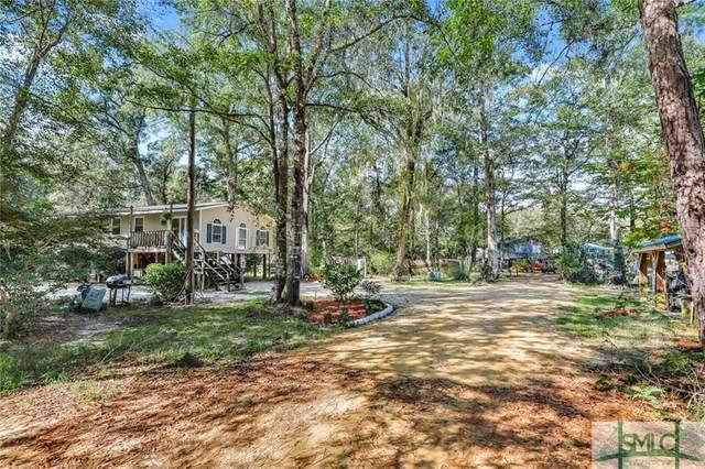 601 Rose Road, Eden, GA 31307 (MLS #236752) :: Bocook Realty