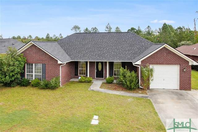 195 Wayfair Lane, Hinesville, GA 31313 (MLS #237762) :: The Arlow Real Estate Group
