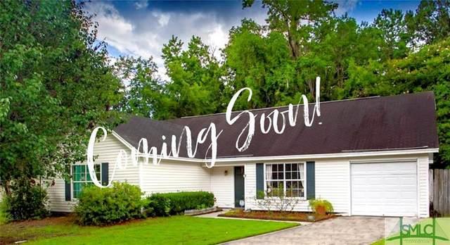 44 Cutler Drive, Savannah, GA 31419 (MLS #237763) :: Keller Williams Coastal Area Partners