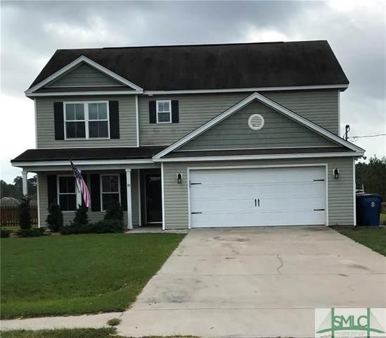 90 Ben Grady Drive, Ellabell, GA 31308 (MLS #237764) :: Coastal Homes of Georgia, LLC
