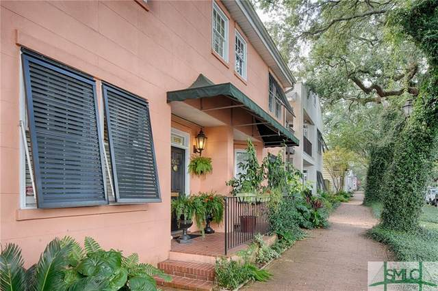 553 E Jones Street, Savannah, GA 31401 (MLS #237766) :: Partin Real Estate Team at Luxe Real Estate Services