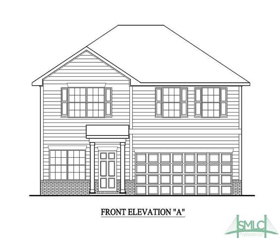 109 Wellspring Terrace, Allenhurst, GA 31301 (MLS #237769) :: Coastal Homes of Georgia, LLC