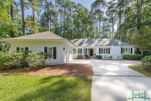 11 Franklin Creek Road S, Savannah, GA 31411 (MLS #237775) :: Keller Williams Realty-CAP