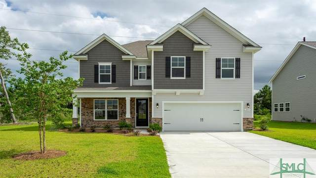 262 Brennan Drive, Richmond Hill, GA 31324 (MLS #237776) :: The Arlow Real Estate Group