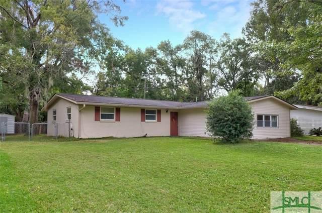 12432 Deerfield Road, Savannah, GA 31419 (MLS #237778) :: Barker Team | RE/MAX Savannah