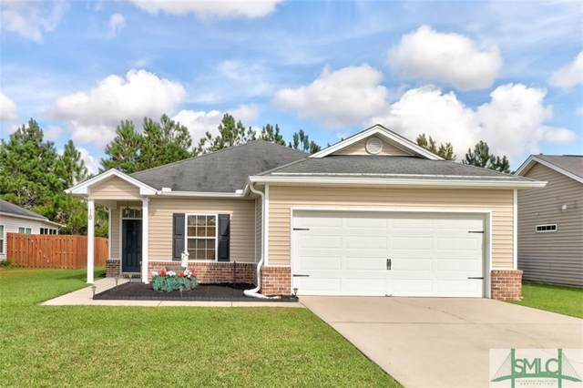10 Twin Oaks Place, Savannah, GA 31407 (MLS #237791) :: Barker Team | RE/MAX Savannah