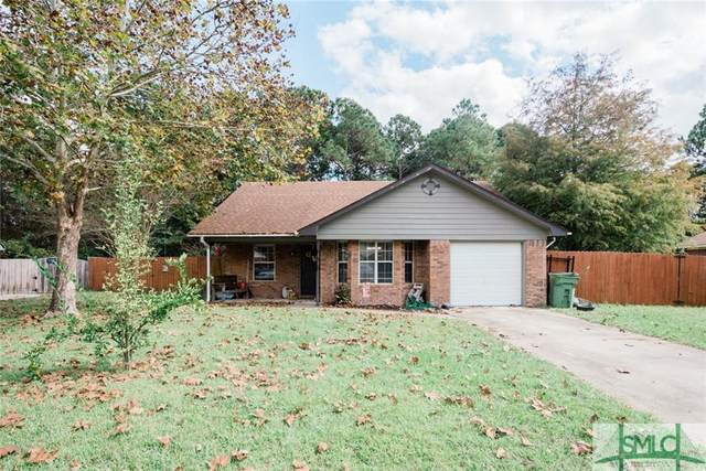 1254 Chinook Way, Hinesville, GA 31313 (MLS #237793) :: RE/MAX All American Realty