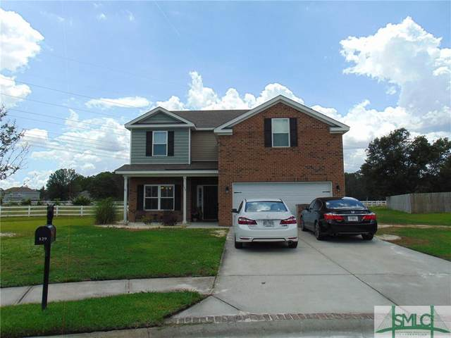 129 Saratoga Drive, Rincon, GA 31326 (MLS #237800) :: Barker Team | RE/MAX Savannah