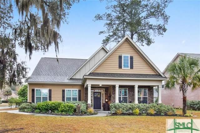 1 Peaberry Lane, Savannah, GA 31419 (MLS #237801) :: Coastal Homes of Georgia, LLC
