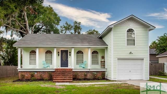 504 Pointe South Drive, Savannah, GA 31410 (MLS #237812) :: RE/MAX All American Realty