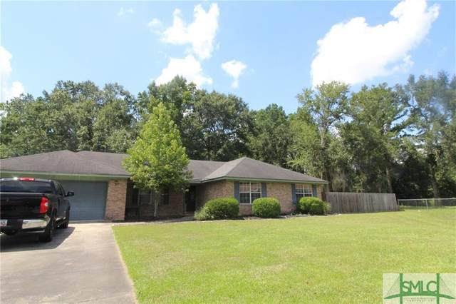 410 Yancey Court, Hinesville, GA 31313 (MLS #237817) :: The Arlow Real Estate Group