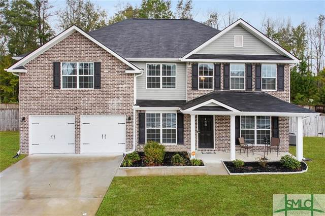 196 Powers Drive, Midway, GA 31320 (MLS #237819) :: McIntosh Realty Team