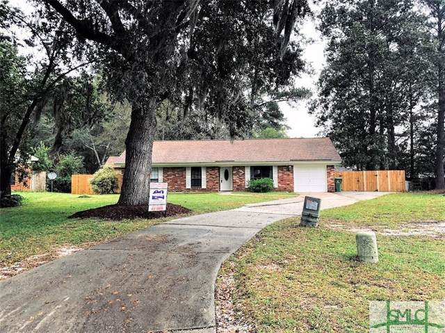 906 Brighton Way, Pooler, GA 31322 (MLS #237827) :: The Arlow Real Estate Group