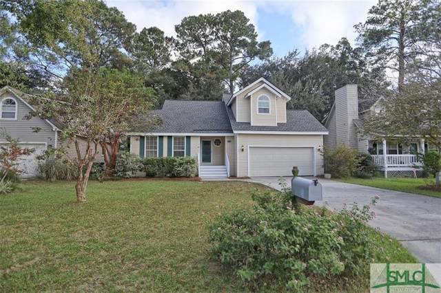 541 Pointe South Drive, Savannah, GA 31410 (MLS #237830) :: Partin Real Estate Team at Luxe Real Estate Services