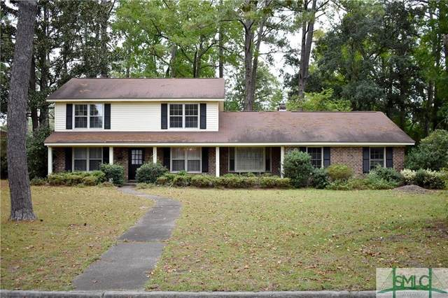 2024 Bacon Park Drive, Savannah, GA 31406 (MLS #237834) :: Coastal Homes of Georgia, LLC