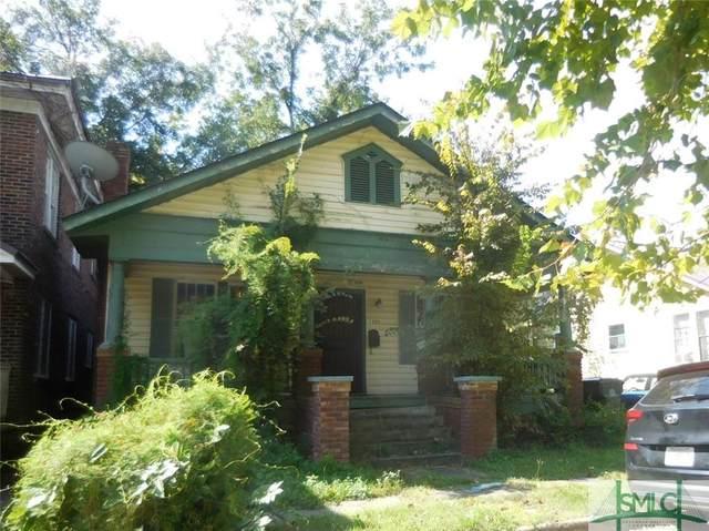 1203 E 38th Street, Savannah, GA 31404 (MLS #237847) :: RE/MAX All American Realty