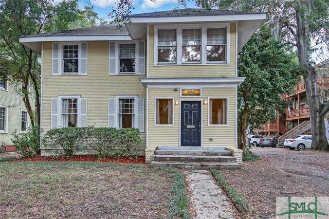 308 E 34th Street, Savannah, GA 31401 (MLS #237848) :: RE/MAX All American Realty