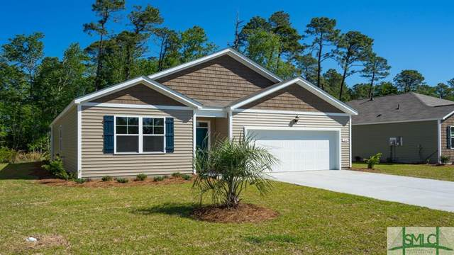 491 Hogan Drive, Richmond Hill, GA 31324 (MLS #237852) :: Coastal Homes of Georgia, LLC