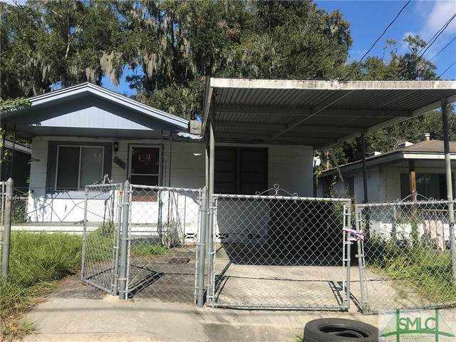 318 Sherman Avenue, Savannah, GA 31405 (MLS #237860) :: Partin Real Estate Team at Luxe Real Estate Services