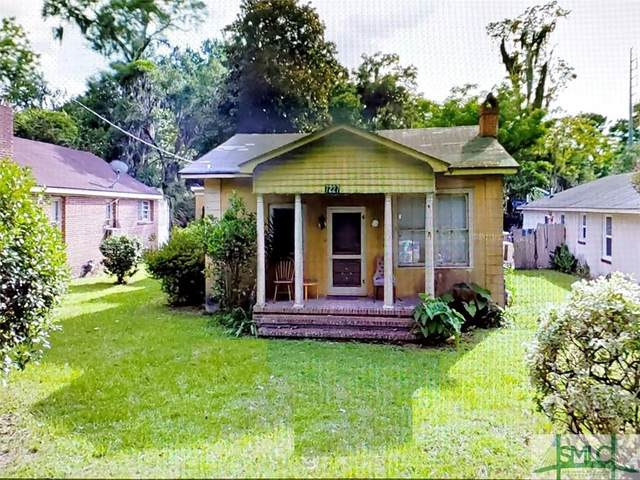 7227 Central Avenue, Savannah, GA 31406 (MLS #237869) :: Keller Williams Coastal Area Partners
