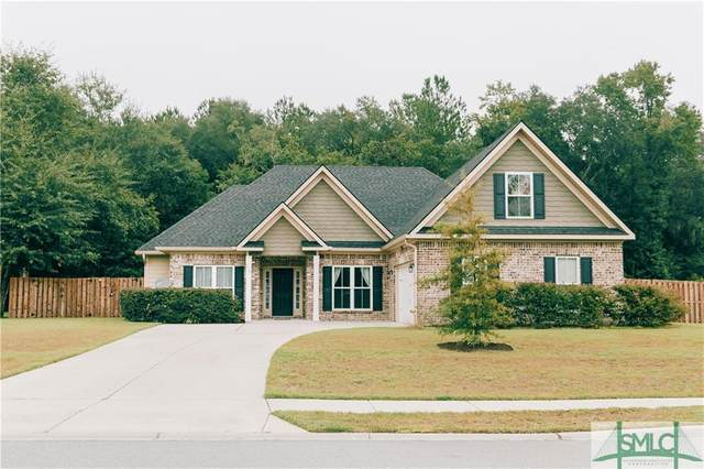 175 Timberland Circle, Richmond Hill, GA 31324 (MLS #237874) :: Partin Real Estate Team at Luxe Real Estate Services