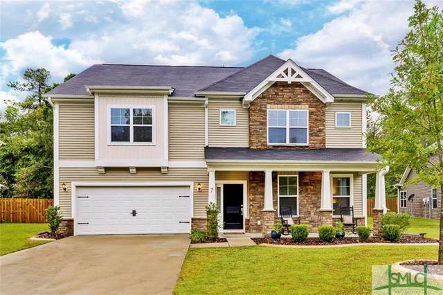 7 Marshland Point, Pooler, GA 31322 (MLS #237876) :: Coastal Homes of Georgia, LLC