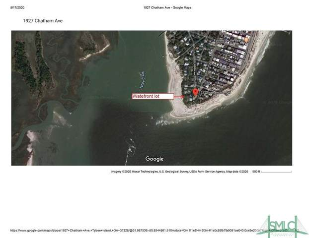 1927 Chatham Avenue, Tybee Island, GA 31328 (MLS #237878) :: Keller Williams Coastal Area Partners
