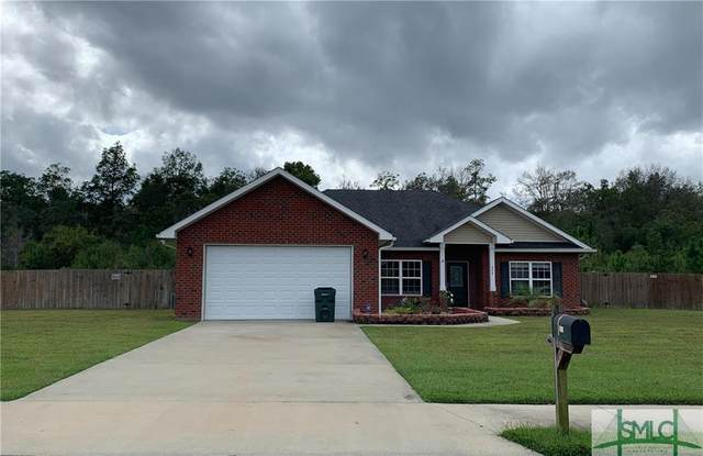 338 Parish Loop NE, Hinesville, GA 31313 (MLS #237881) :: Team Kristin Brown | Keller Williams Coastal Area Partners