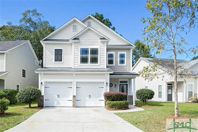 32 Isle Of Palms Street E, Bluffton, SC 29910 (MLS #237890) :: Coastal Homes of Georgia, LLC