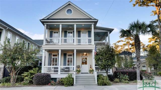 11 Turnbull Lane, Savannah, GA 31410 (MLS #237899) :: Heather Murphy Real Estate Group