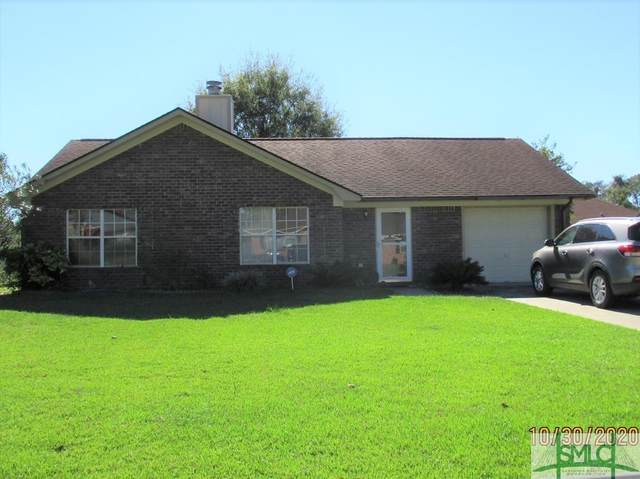 911 Willowbrook Drive, Hinesville, GA 31313 (MLS #237919) :: The Arlow Real Estate Group