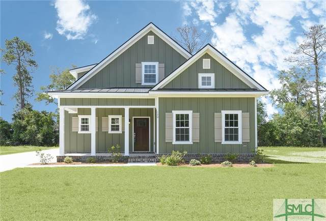 120 Palmer Place Lane NE, Ludowici, GA 31316 (MLS #237921) :: Coastal Homes of Georgia, LLC