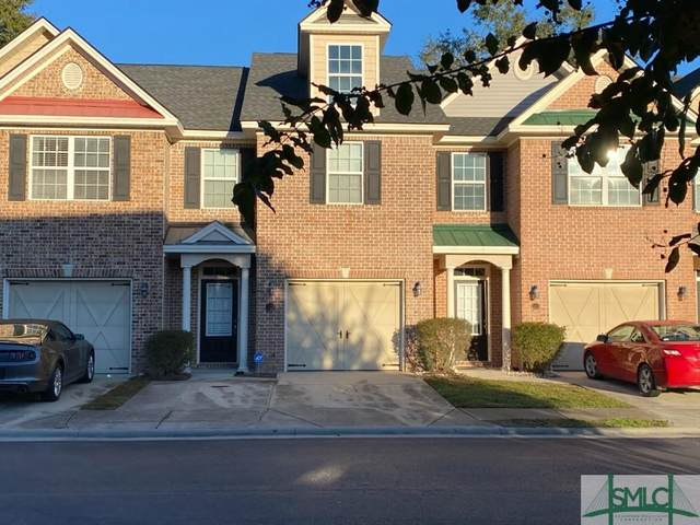 777 King George Boulevard #12, Savannah, GA 31419 (MLS #237924) :: The Arlow Real Estate Group