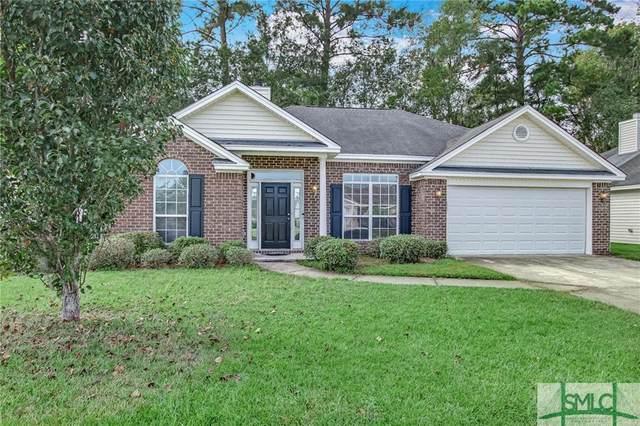 202 Fontenot Drive, Savannah, GA 31405 (MLS #237925) :: Coastal Homes of Georgia, LLC