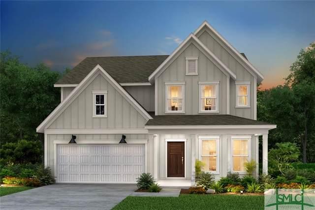 158 Telfair Drive, Richmond Hill, GA 31324 (MLS #237927) :: Barker Team | RE/MAX Savannah